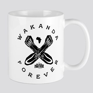 Black Panther Wakanda Forever 11 oz Ceramic Mug