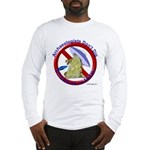Archs Don't Dig Dino Or UFO'S Long Sleeve T-Shirt