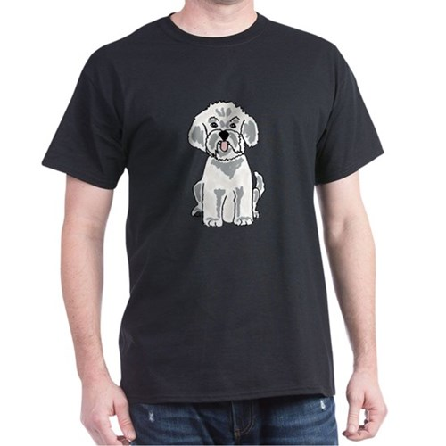 Cute Bichon Frise Dog T-Shirt