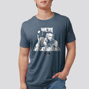 Black Panther M'Baku Mens Tri-blend T-Shirt