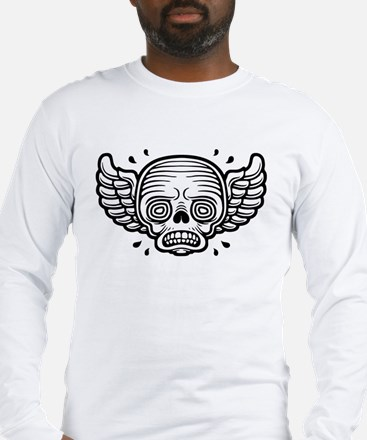 Wiggy Winger Long Sleeve T-Shirt