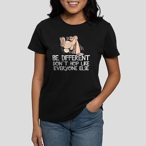 Hop Different Women's Dark T-Shirt