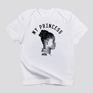 Black Panther Princess Infant T-Shirt