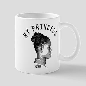 Black Panther Princess 11 oz Ceramic Mug