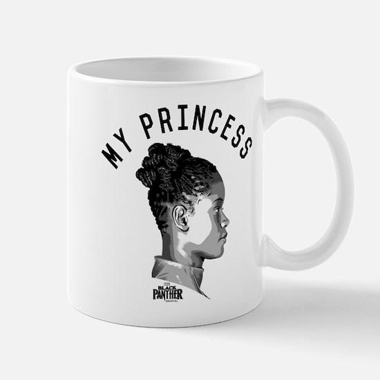 Black Panther Princess Mug