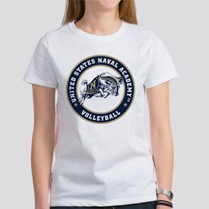 US Naval Academy Volleybal Women's Classic T-Shirt