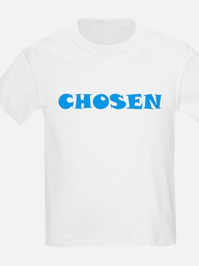 Chosen (light blue writing) T-Shirt