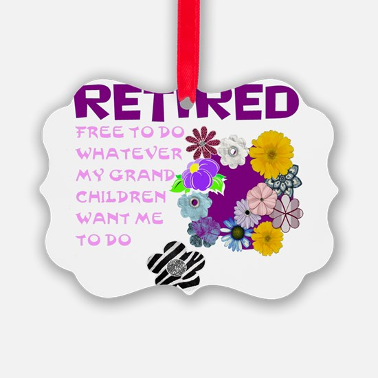 Retired Ornament