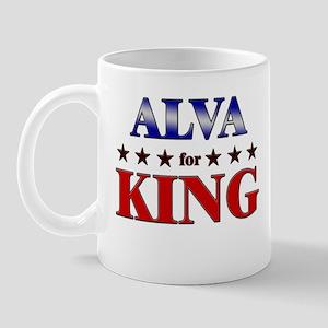 ALVA for king Mug