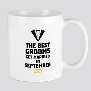 The Best Grooms in SEPTEMBER Ckz2r Mugs