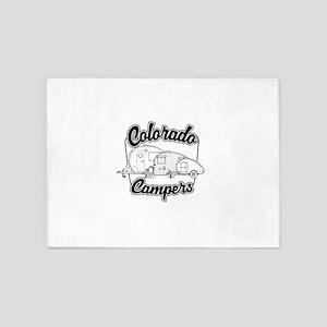 Colorado Campers 5'x7'Area Rug