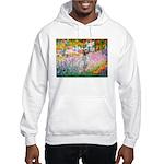 Garden / English Setter Hooded Sweatshirt