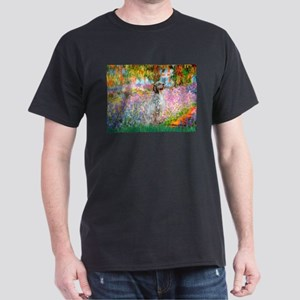 Garden / English Setter Dark T-Shirt