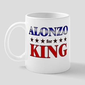 ALONZO for king Mug