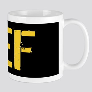 U.S. Military: OEF (Operation En 11 oz Ceramic Mug
