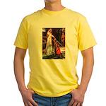 Accolade / English Setter Yellow T-Shirt