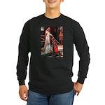 Accolade / English Setter Long Sleeve Dark T-Shirt