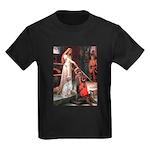 Accolade / English Setter Kids Dark T-Shirt