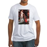 Accolade / English Setter Fitted T-Shirt