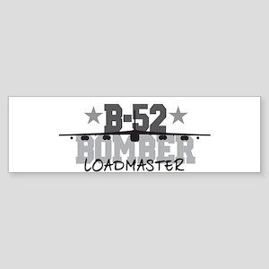 B-52 Aviation Loadmaster Bumper Sticker