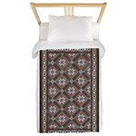 Edwardian Tile Twin Duvet Cover