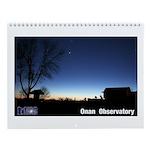 Onan Wall Calendar
