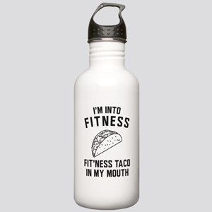 I'm Into Fitness Fit'ness Taco In My Mouth Water B