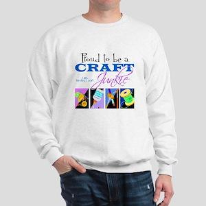 Craft Junkie Sweatshirt