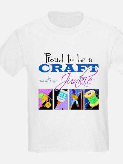 Craft Junkie T-Shirt