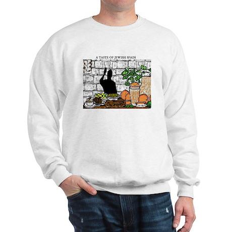 A Taste Of Jewish Spain Sweatshirt
