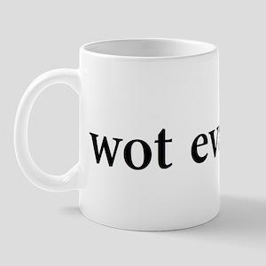 wotevah Mugs