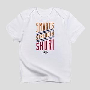 Black Panther Strength Shuri Infant T-Shirt