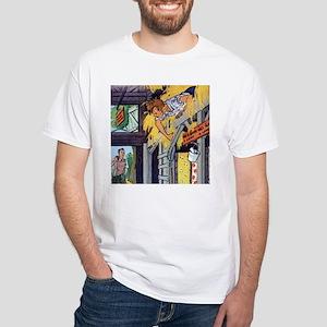 Decorator White T-Shirt