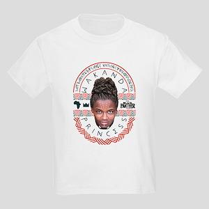 Black Panther Shuri Kids Light T-Shirt