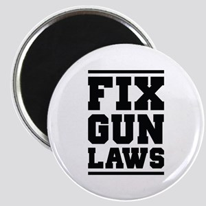 Fix Gun Laws Magnet