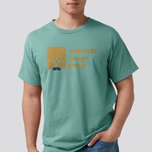 Black Panther WDG Mens Comfort Colors Shirt