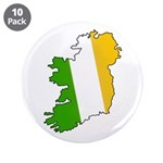 Tricolor Map of Ireland 3.5