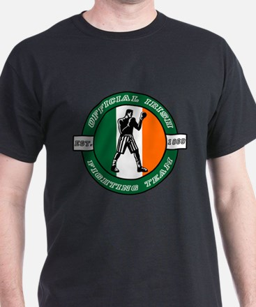 Official Irish Fighting Team T-Shirt