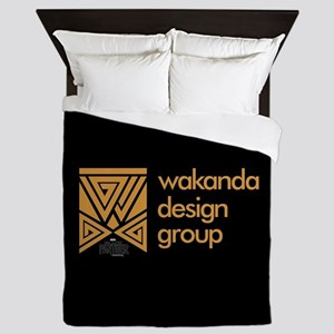 Black Panther WDG Queen Duvet