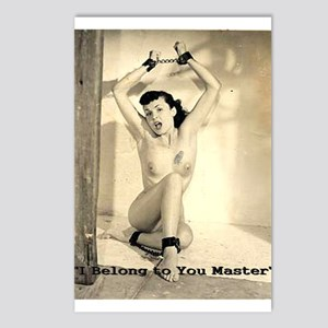 Love Master Postcards (Package of 8)