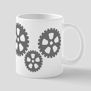 Gearwheel Mugs