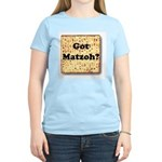 Got Matzoh? Women's Light T-Shirt