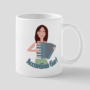 Accordion Gurl Mug