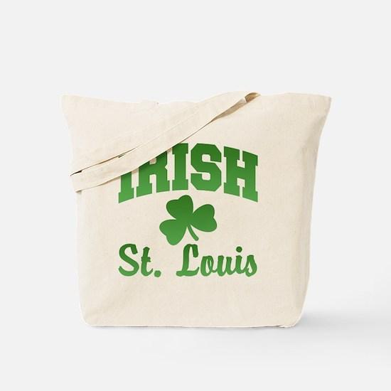 St. Louis Irish Tote Bag