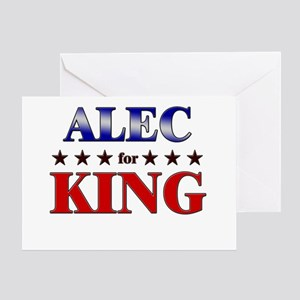 ALEC for king Greeting Card