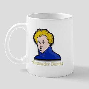 Alexander Dumas Mug