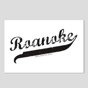 Roanoke Postcards (Package of 8)