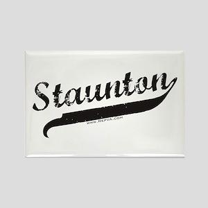 Staunton Rectangle Magnet