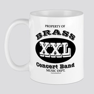 Brass Section Mug