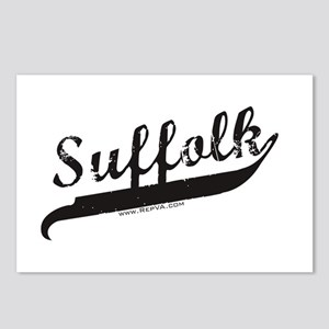 Suffolk Postcards (Package of 8)